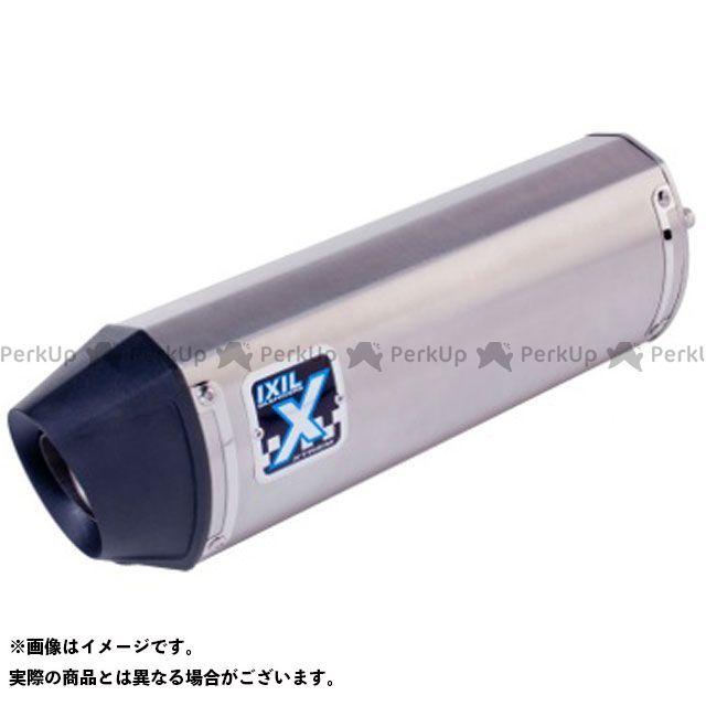 イクシル XL125 ホンダ XL125V JC32 SLIP ON 仕様:SOVE-ステンレス IXIL