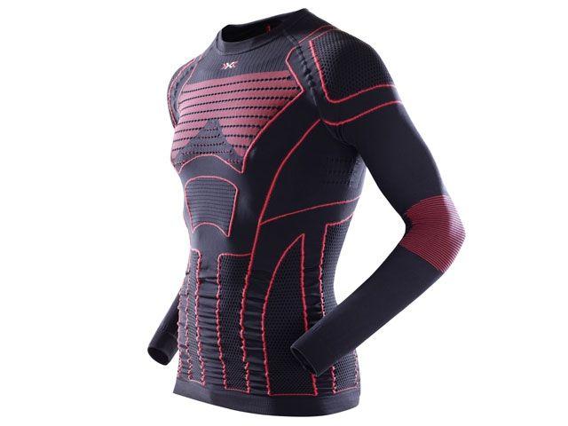 送料無料 X-BIONIC Xバイオニック インナーウェア・アンダーウェア Moto Energizer Shirt S/M