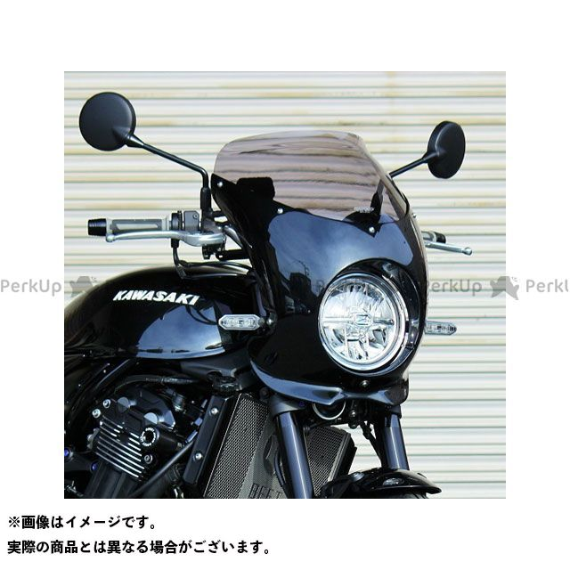 BEET Z900RS アッパーカウルキット ゲルシロ