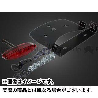 ガレージT&F ドラッグスター1100(DS11) テール関連パーツ 純正フェンダー用 スモールスネークアイテールLED