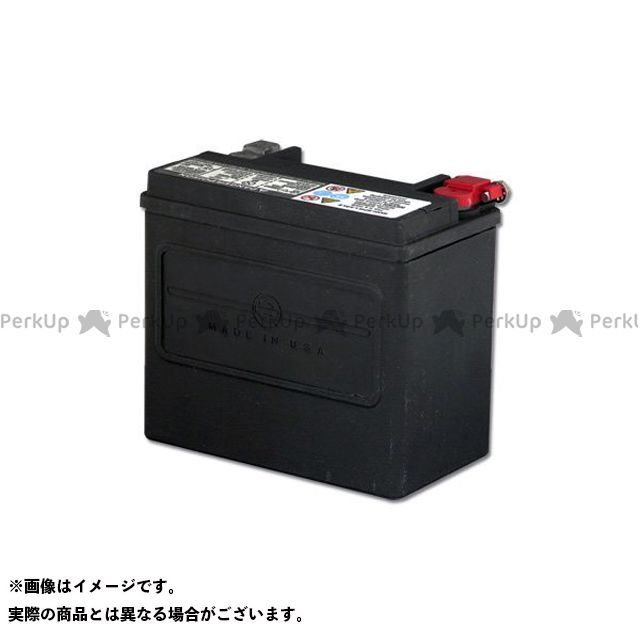 ハーレーダビッドソン HARLEY-DAVIDSON バッテリー関連パーツ H-D・AGM標準装備バッテリー