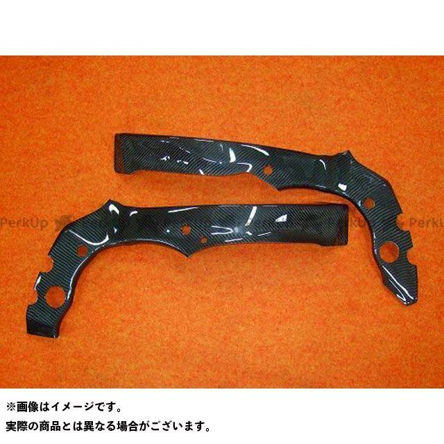 【エントリーで更にP5倍】クレバーウルフ YZF-R1 フレームカバー 素材:カーボン平織 CLEVERWOLF