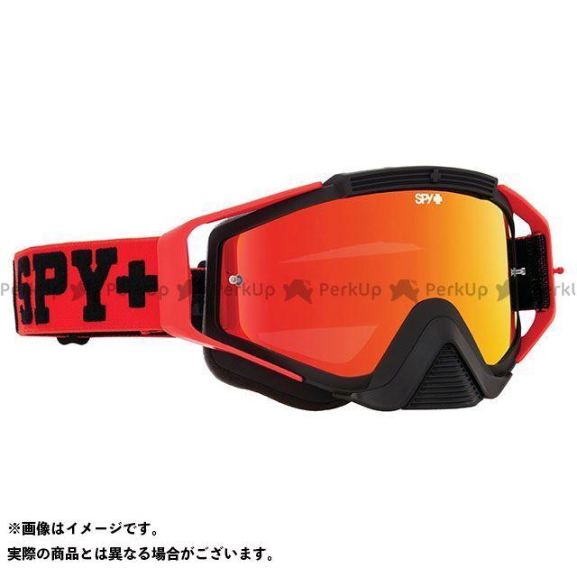 SPY 【特価品】OMEN JERSEY RED - SMOKE W/ RED SPECTRA + CLEAR AFP スパイ