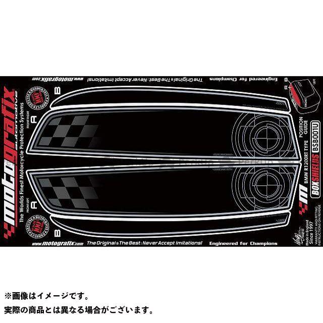 【エントリーで最大P23倍】モトグラフィックス R1200RT ボディパッド Transparent Box Shield BMW タイプ:BSB001U MOTOGRAFIX