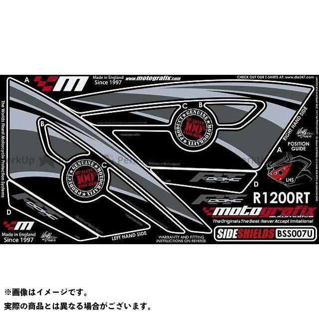 【エントリーで最大P23倍】モトグラフィックス R1200RT BSS007U ボディパッド Side Shield Set BMW MOTOGRAFIX