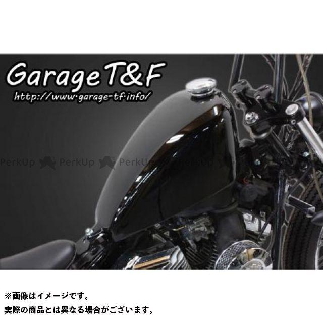 ガレージT&F ドラッグスター250(DS250) ハイマウントスリムスポーツスタータンクキット(Ver II) ガレージティーアンドエフ