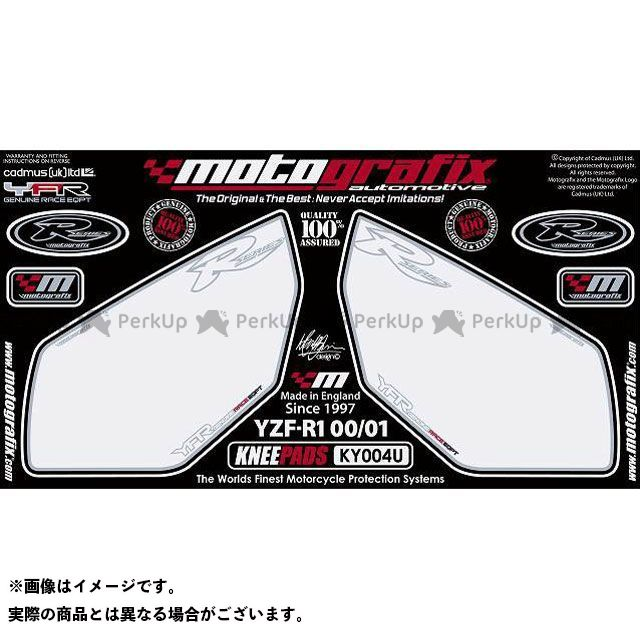 【エントリーで最大P23倍】モトグラフィックス YZF-R1 KY004U ボディパッド Knee ヤマハ MOTOGRAFIX