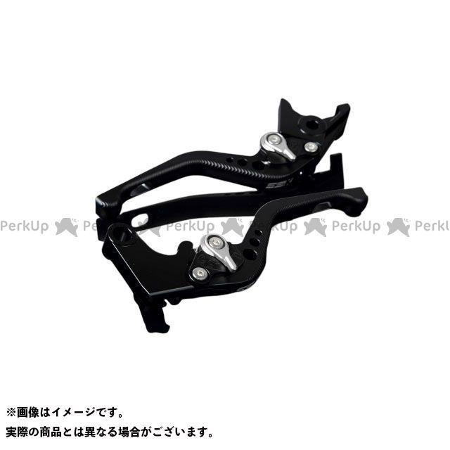 【特価品】SSK アルミビレットアジャストレバーセット 3Dショート(レバー本体:マットブラック) アジャスター:マットシルバー エスエスケー