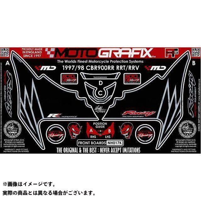 【エントリーで最大P23倍】モトグラフィックス CBR900RRファイヤーブレード ボディパッド Front ホンダ タイプ:NH017K MOTOGRAFIX