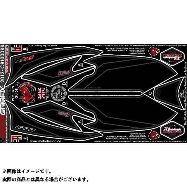 【エントリーで最大P23倍】モトグラフィックス CBR1000RRファイヤーブレード ボディパッド Front ホンダ タイプ:NH021KK MOTOGRAFIX