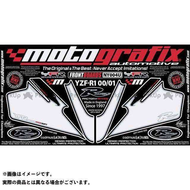 モトグラフィックス YZF-R1 NY004U ボディパッド Front ヤマハ MOTOGRAFIX