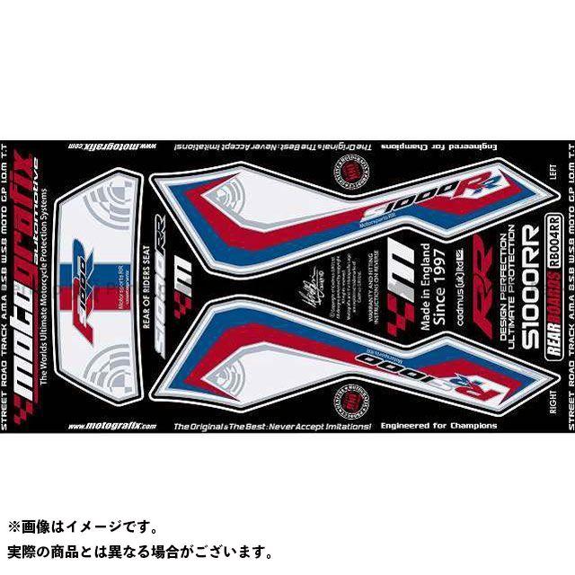 【エントリーで最大P23倍】モトグラフィックス S1000RR ボディパッド Rear BMW タイプ:RB004RR MOTOGRAFIX