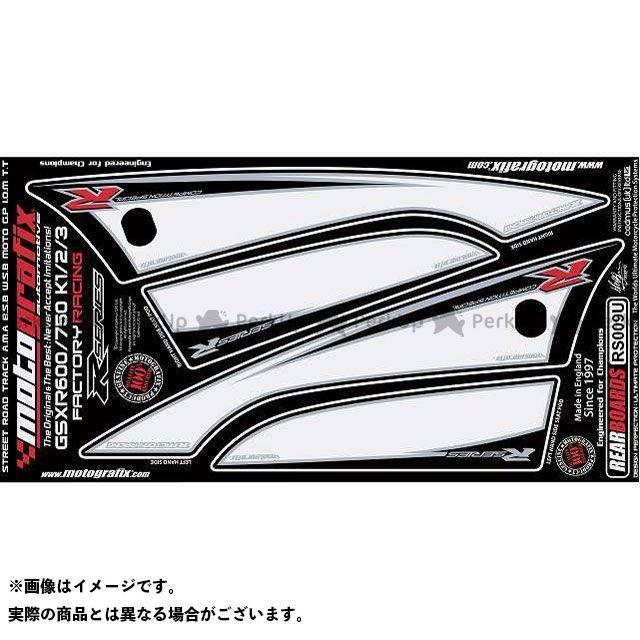 【エントリーで最大P23倍】モトグラフィックス GSX-R600 GSX-R750 RS009U ボディパッド Rear スズキ MOTOGRAFIX