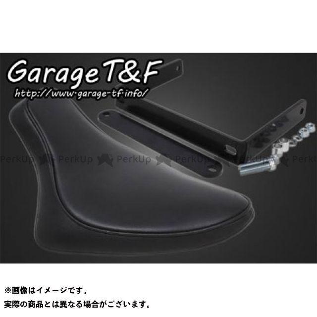 ガレージT&F ドラッグスター1100(DS11) ドラッグスタークラシック1100(DSC11) フラットフェンダー専用シングルシート(スムース) ガレージティーアンドエフ