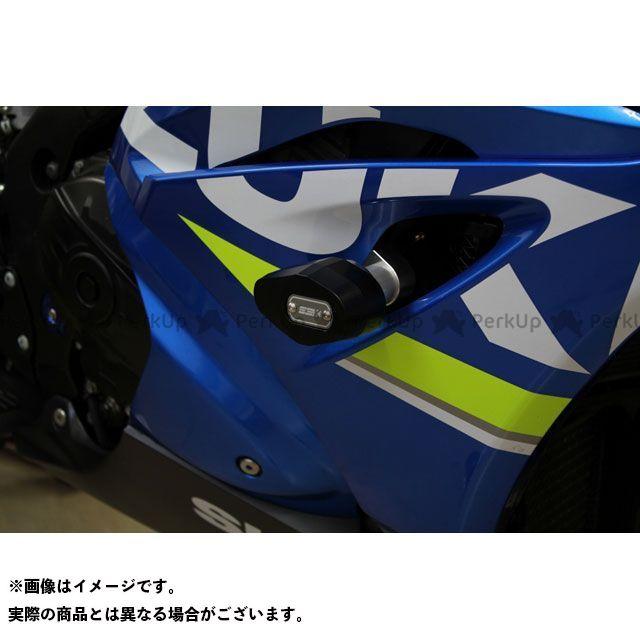 【特価品】SSK GSX-R1000 フレームスライダー カラー:ブラック エスエスケー