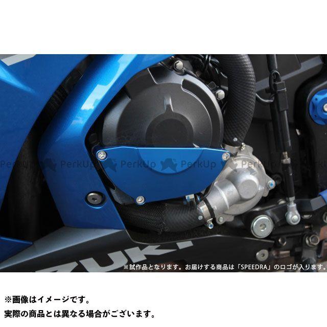 【エントリーで最大P23倍】【特価品】SSK GSX-R1000 エンジンカバー 左側 カラー:チタン エスエスケー