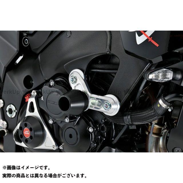 【エントリーで更にP5倍】アグラス カタナ レーシングスライダー エンジンハンガータイプ φ60 カラー:ジュラコン/ブラック AGRAS