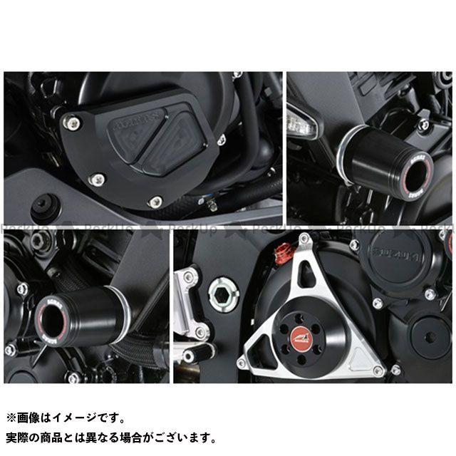 アグラス カタナ レーシングスライダー 4点セット フレームφ50+ジェネレーターB+クラッチタイプ2 カラー:ジュラコン/ホワイト タイプ:ロゴ有 AGRAS