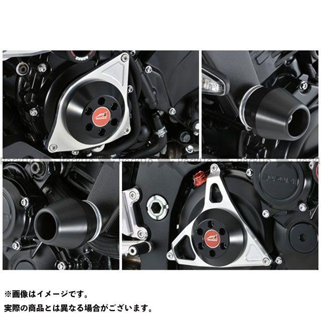 アグラス カタナ レーシングスライダー 4点セット フレームφ60+ジェネレーターC+クラッチタイプ2 ジュラコン/ブラック AGRAS