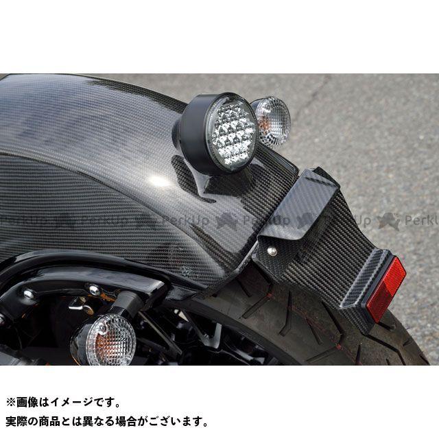 【特価品】マジカルレーシング ボルト フェンダーレスキット 材質:綾織りカーボン製 Magical Racing