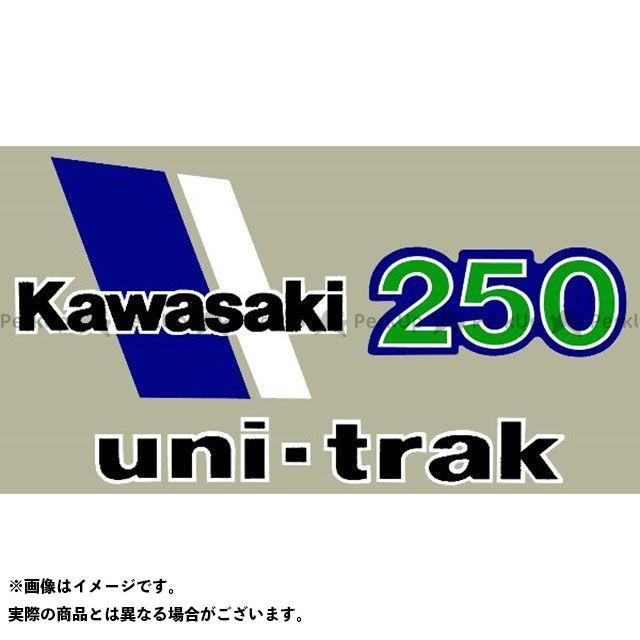 ナイトメア KX250 1982 KX250 タンクデカールセット Nightmare Racing