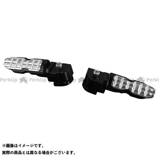 バイカーズ ニンジャ250SL Z250SL K0313 リアタンデムステップ カラー:ブラック BIKERS