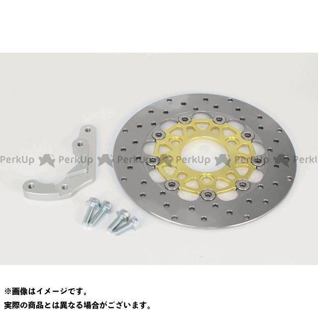 【エントリーで最大P21倍】SP武川 φ220ディスクローター&ブラケットキット(対向2Pキャリパー用) TAKEGAWA