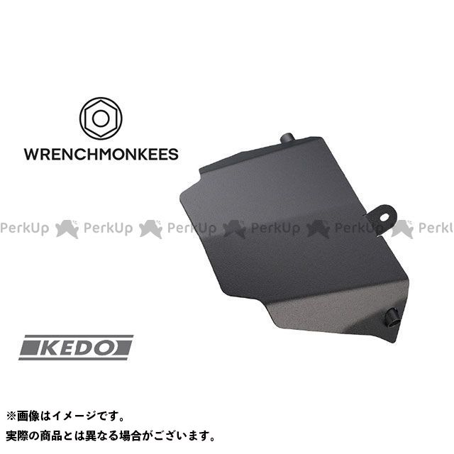 KEDO(JVB) XSR900 WRENCHMONKEES アルミ製リアフェンダー KEDO