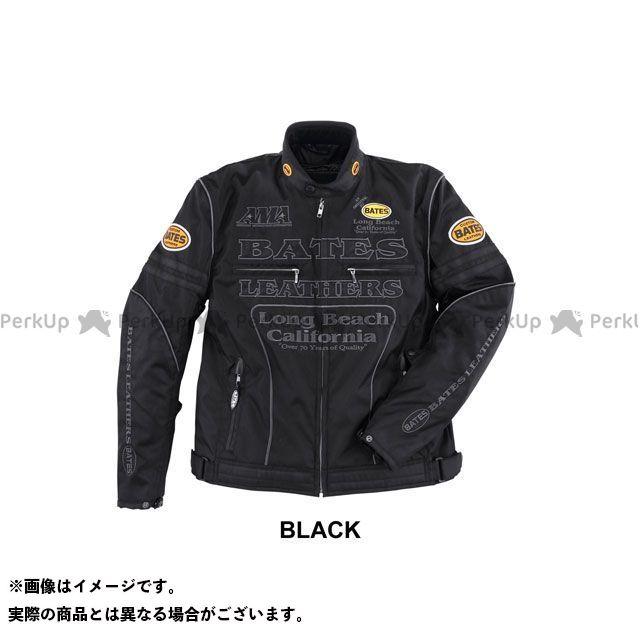 【無料雑誌付き】ベイツ 2019-2020秋冬モデル BJ-NA1951RS ナイロンジャケット(ブラック) サイズ:L BATES