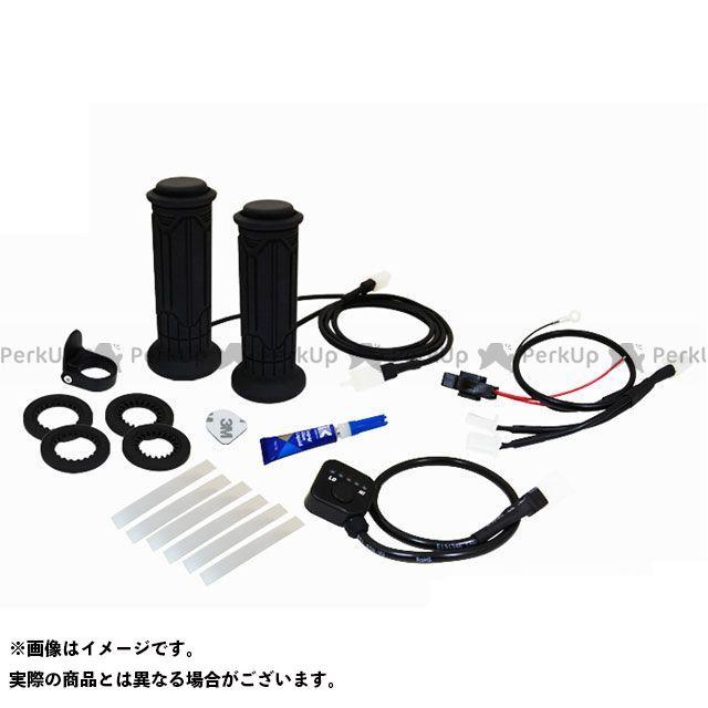 KOSO 汎用 マルチグリップヒーター【5段階調整付/110、115、120mm幅】  コーソー