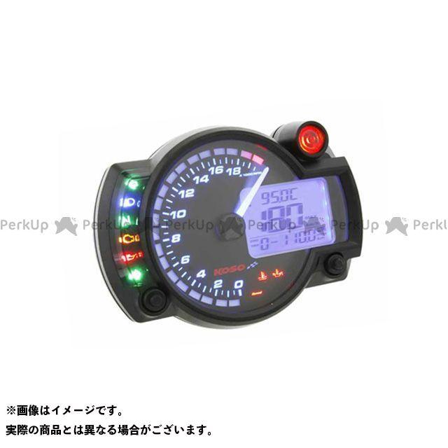 KOSO 汎用 RX2N+ LCDマルチメーター