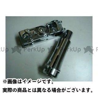 ステージ6 汎用 ハンドルポスト関連パーツ 汎用ハンドルポスト メッキ