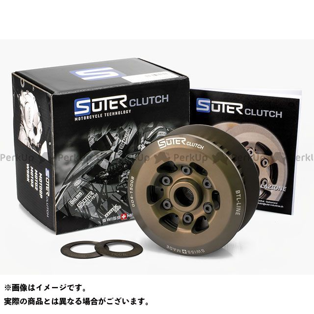 スータークラッチ GSX-R600 SUTER スーター スリッパークラッチ SUTERCLUTCH