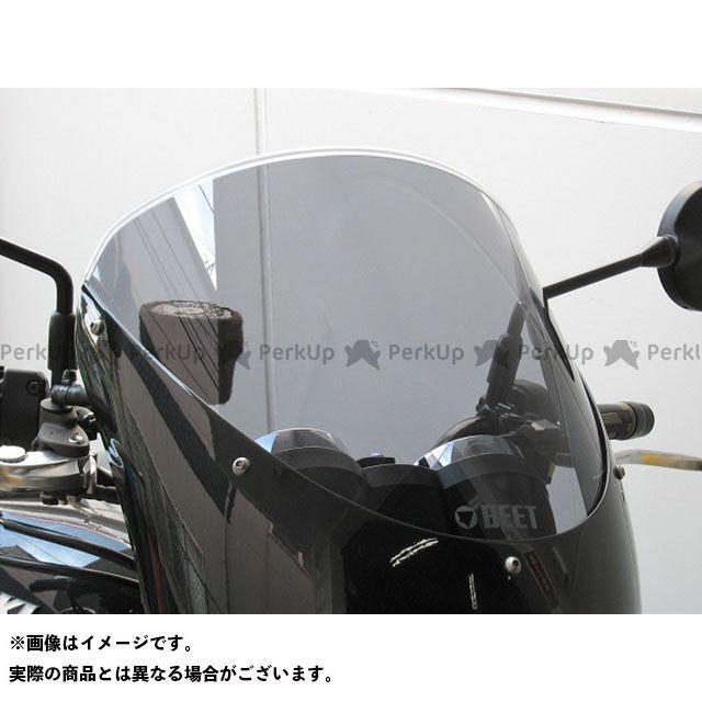 BEET Z900RSカフェ BEET製アッパーカウル用スクリーン(スモーク) ビートジャパン