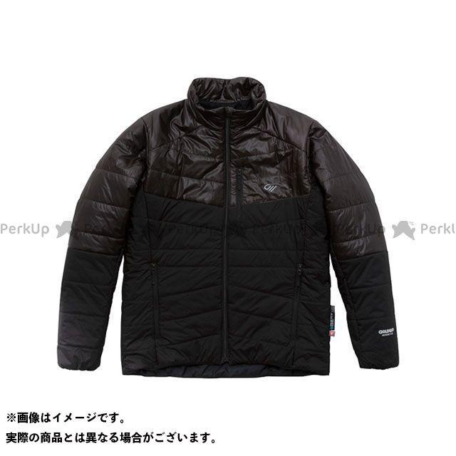 ゴールドウイン 2019-2020年秋冬モデル GSM24950 プリマロフト(R)インナージャケット(ブラック×ガンメタル) サイズ:L GOLDWIN