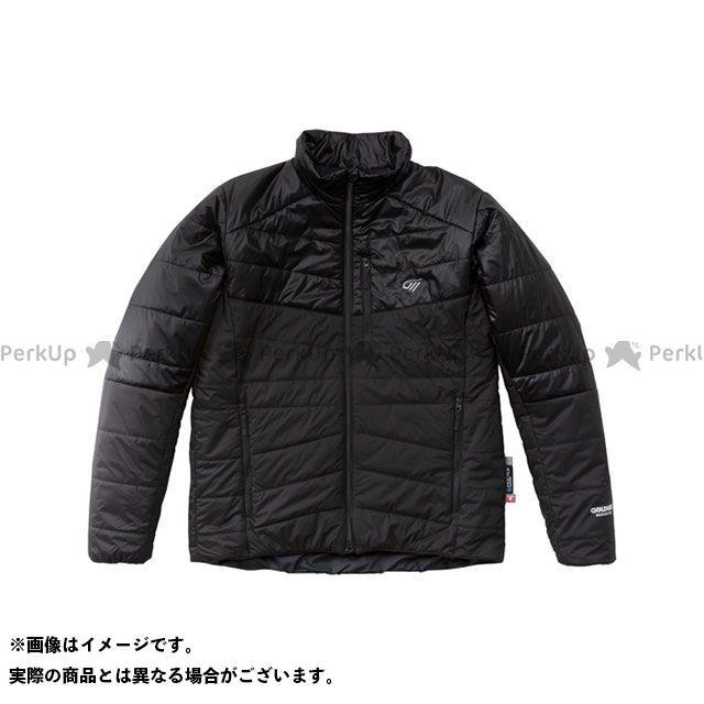 ゴールドウイン 2019-2020年秋冬モデル GSM24950 プリマロフト(R)インナージャケット(ブラック) サイズ:XL GOLDWIN