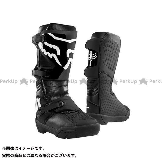 【エントリーで更にP5倍】FOX コンプ-X ブーツ(ブラック) サイズ:9/26.5cm メーカー在庫あり フォックス