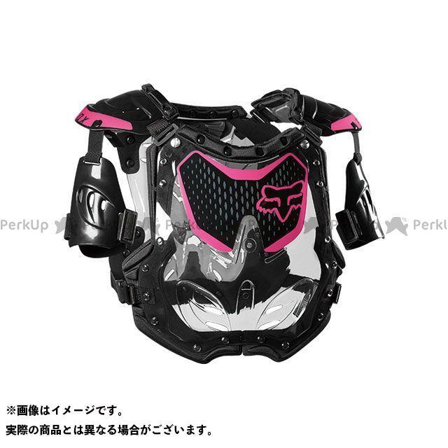 FOX ウーマンズ R3 ルーストデフレクター(ブラック/ピンク) レディースS/M(~160cm) フォックス