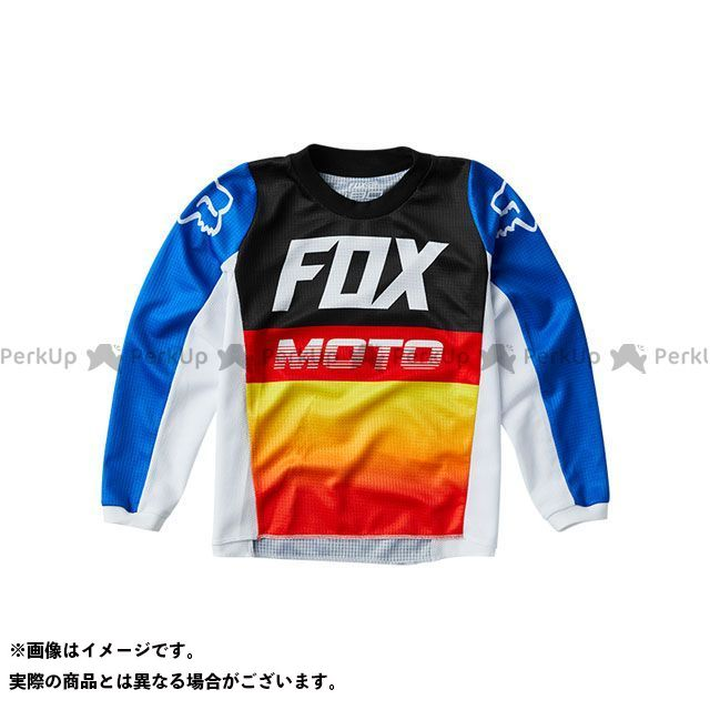 Fox Racing 2019 Youth Girls 180 MATA Jersey-Black//Navy-YXL