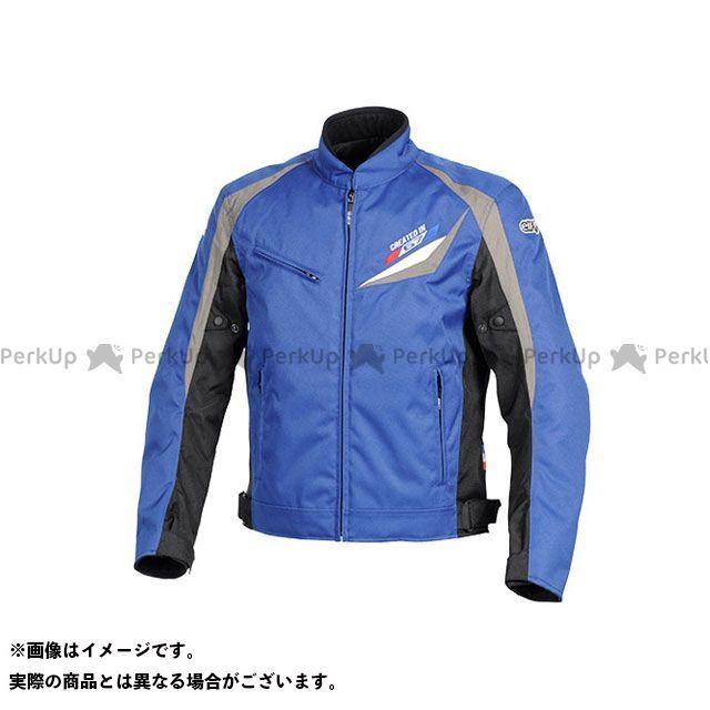 elf riding wear 2019-2020秋冬モデル EL-8241 スヴェルトジャケット(ブルー) LL エルフ ライディングウェア
