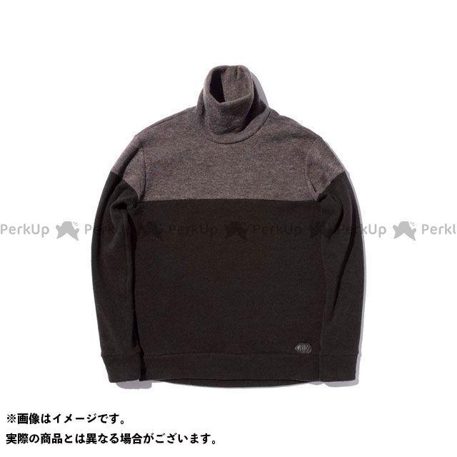 KADOYA 2019-2020秋冬モデル ALTER KEIS No.6253 INTHERMO HIGH(ブラック/グレー) M カドヤ