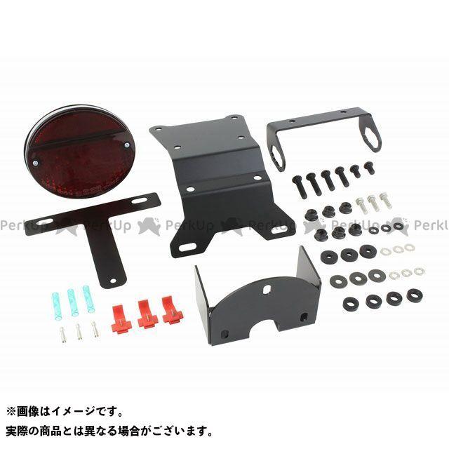 ポッシュフェイス Z900RS Z900RSカフェ Z2スタイルフェンダーレスキット LEDタイプ(ダークレッドレンズ) POSH Faith