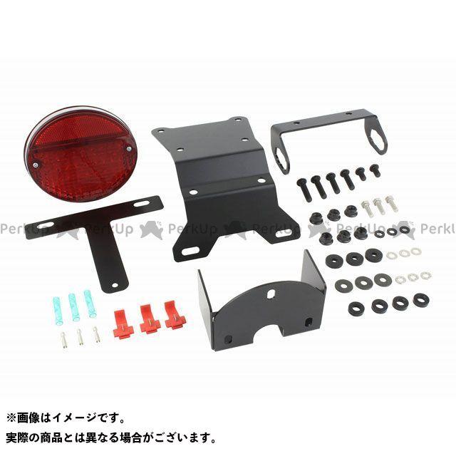 ポッシュフェイス Z900RS Z900RSカフェ Z2スタイルフェンダーレスキット LEDタイプ(レッドレンズ) POSH Faith