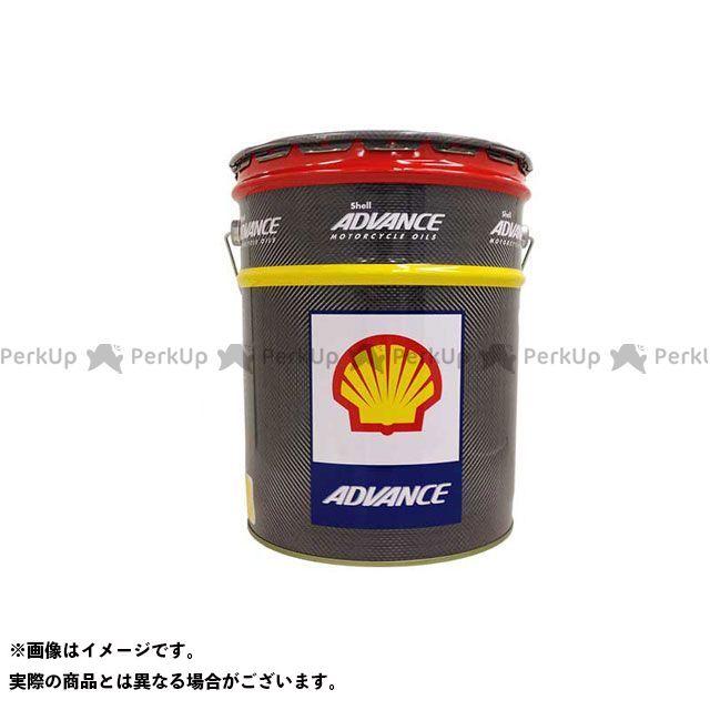 【エントリーで最大P21倍】ShellADVANCE 4T AX5(20L) 粘度:10W-40 シェルアドバンス