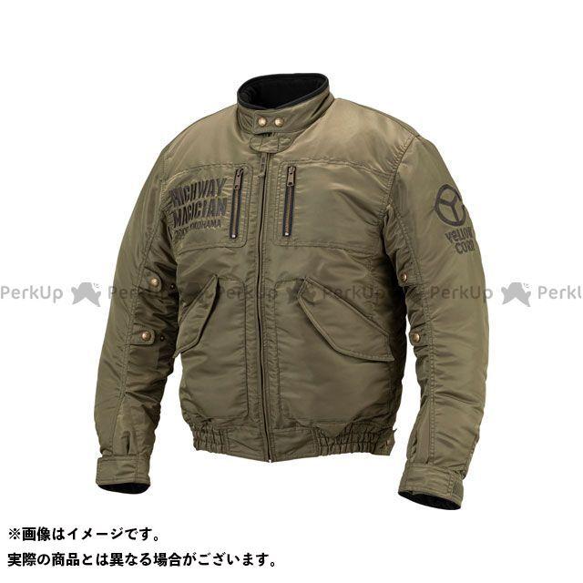 イエローコーン 2019-2020秋冬モデル YB-9300 ウインタージャケット(カーキ) サイズ:3L YeLLOW CORN