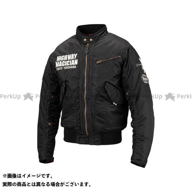 イエローコーン 2019-2020秋冬モデル YB-9302 ウインタージャケット(ブラック) L YeLLOW CORN