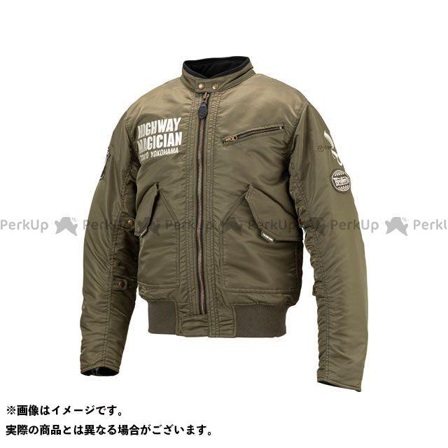 イエローコーン 2019-2020秋冬モデル YB-9302 ウインタージャケット(カーキ) サイズ:LL YeLLOW CORN