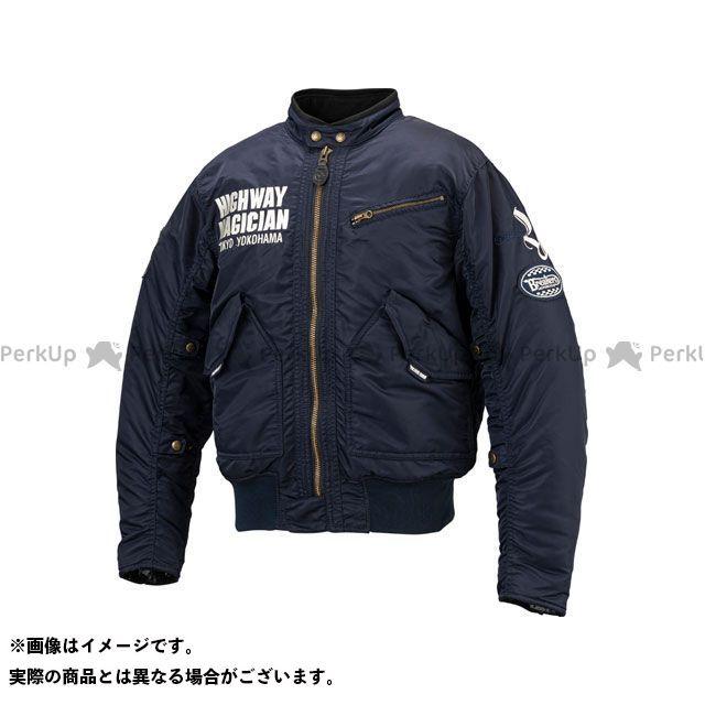 イエローコーン 2019-2020秋冬モデル YB-9302 ウインタージャケット(ネイビー) サイズ:L YeLLOW CORN