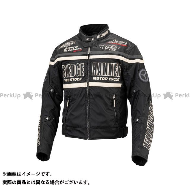 イエローコーン 2019-2020秋冬モデル BB-9304 ウインタージャケット(ブラック/ブラック) サイズ:3L YeLLOW CORN