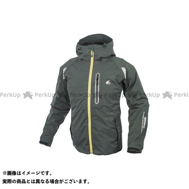 コミネ 2019-2020秋冬モデル JKS-600 プロテクトコミュータースーツ(ダークグレー) サイズ:2XL KOMINE